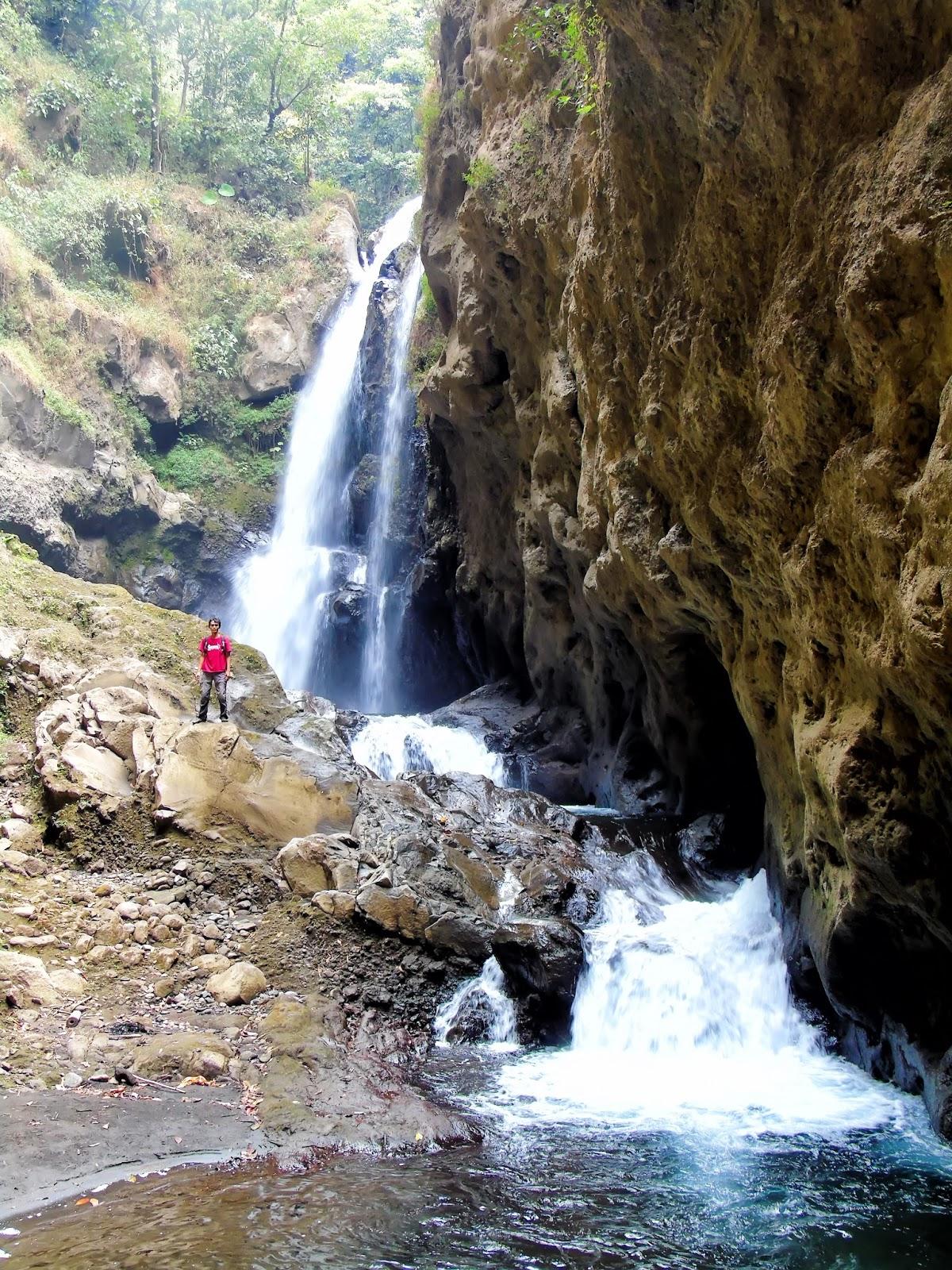 Trip Air Terjun Watu Lawang Ngepung Sukapura Probolinggo Taman Hutan