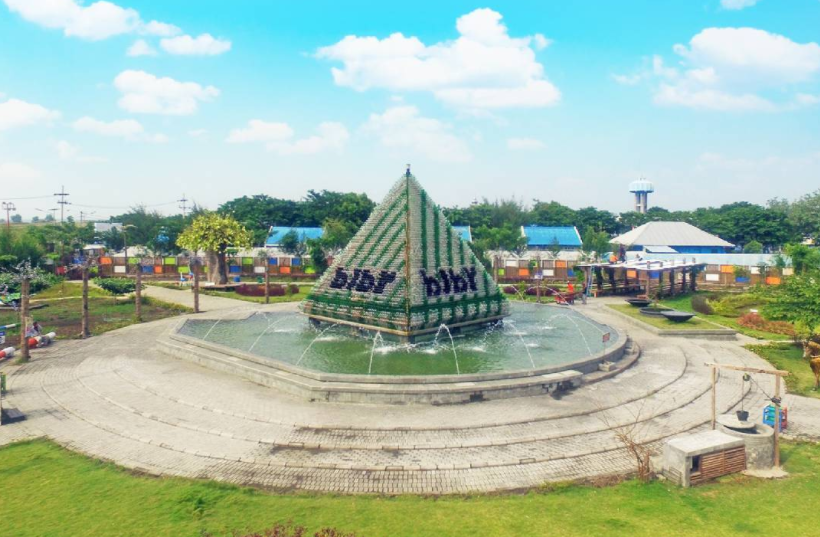 17 Tempat Wisata Probolinggo Hits Dikunjungi Bjbr Taman Study Lingkungan