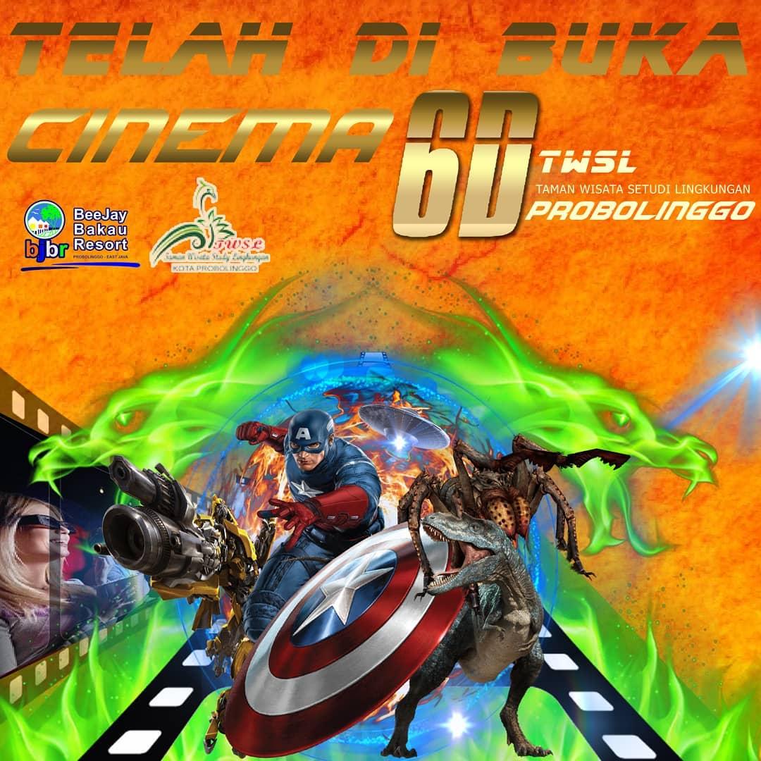 Impresiveprobolinggo Hash Tags Deskgram Penah Nonton Cinema 6d Hadir Pertama