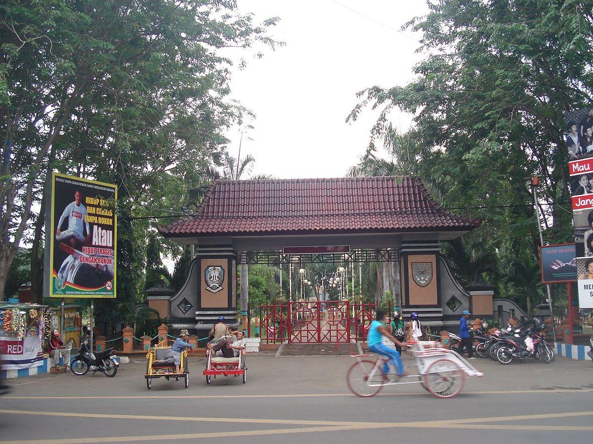 Kota Probolinggo Wikipedia Bahasa Indonesia Ensiklopedia Bebas Taman Wisata Study