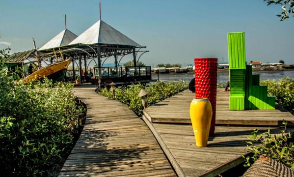 Tempat Wisata Bjbr Probolinggo Lokasi Tiket Masuk Taman Study Lingkungan