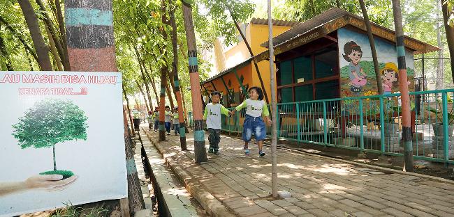 Twsl Gandeng Bali Zoo Cooperate Humas Warga Kota Probolinggo Sekitarnya
