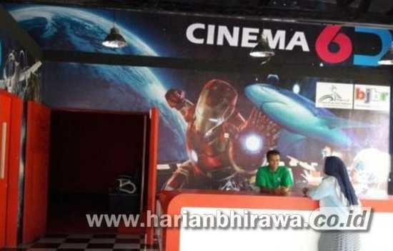 Twsl Kota Probolinggo Dilengkapi Cinema D6 Dongkrak Pad Prbolinggo 6d