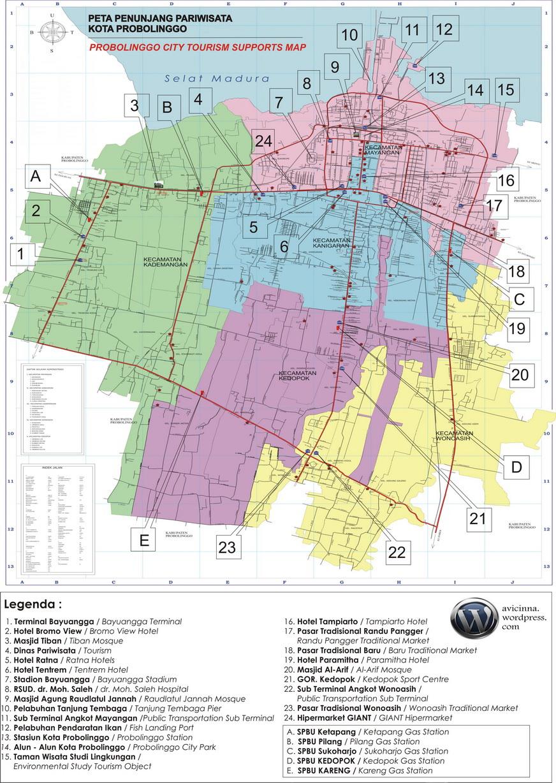 Wisata Kota Probolinggo Avicinna Blog Sejarah Taman Study Lingkungan Twsl