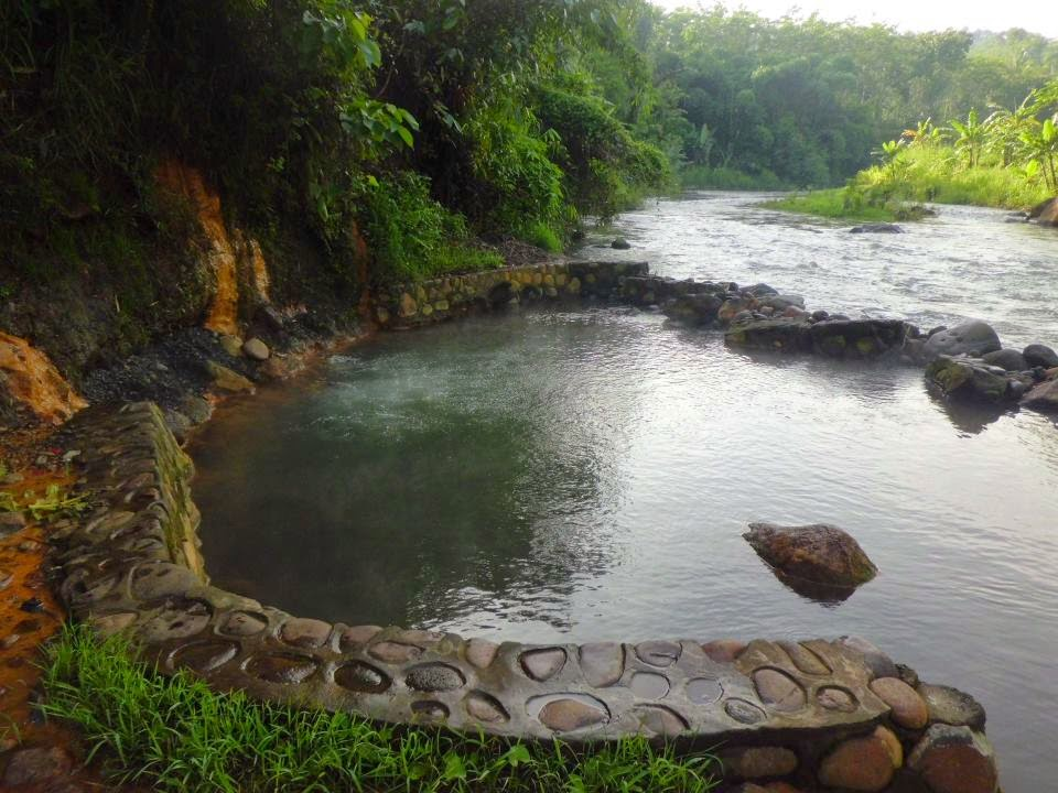 Wisata Probolinggo Nining Kristiningsih Pemandianairpanastiris Taman Study Lingkungan Twsl Kab