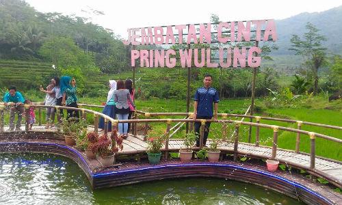 9 Tempat Wisata Kecamatan Rembang Purbalingga Eksotis Carditahu Jembatan Cinta