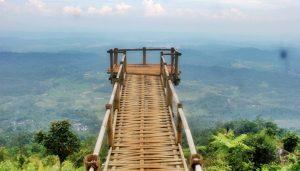Jembatan Cinta Pring Wulung Purbalingga Wajib Dikunjungi Salah Satu Spot