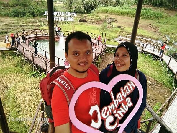 Jembatan Cinta Purbalingga Jomblo Datang Kok Pring Wulung Kab