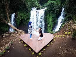 Tempat Liburan Recommended 2017 Jembatan Cinta Pring Wulung Purbalingga Jateng
