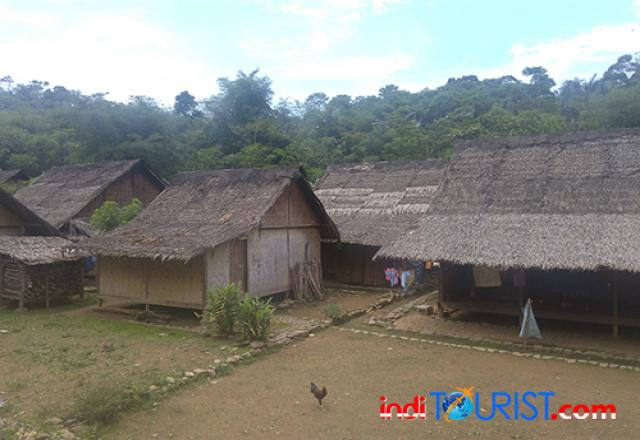 Desa Wisata Rintisan Purbalingga Inditourist Indepth Jembatan Pelangi Kab