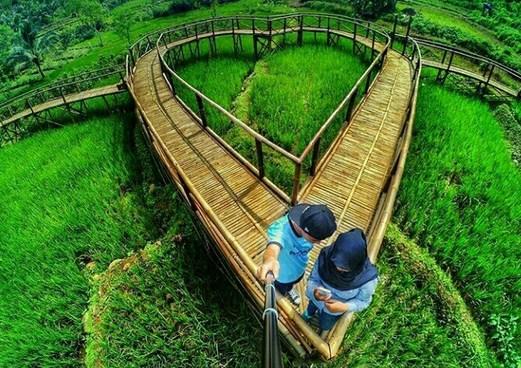 Wow 28 Pesona Keindahan Destinasi Wisata Asli Purbalingga Jawa Jembatan