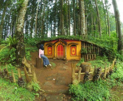 37 Obyek Wisata Purbalingga Instagramable Swamedium Kampung Kurcaci Kab