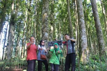 Desa Wisata Kampung Kurcaci Tambah Rumah Kab Purbalingga
