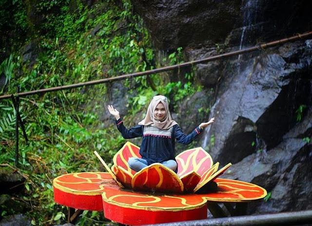 Kampung Kurcaci Wisata Alam Edukatif Purbalingga Selfie Keren Kab