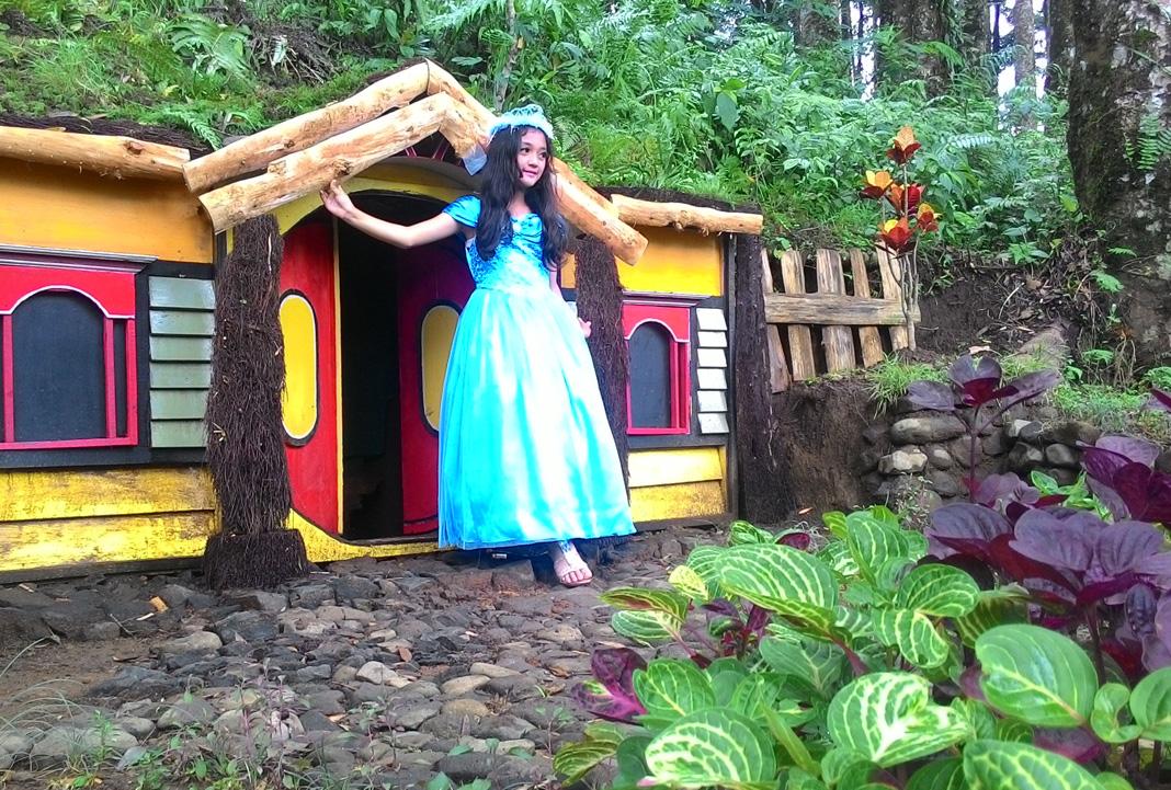 Kampung Kurcaci Wisata Alam Purbalingga Part 3 Rumah Kab