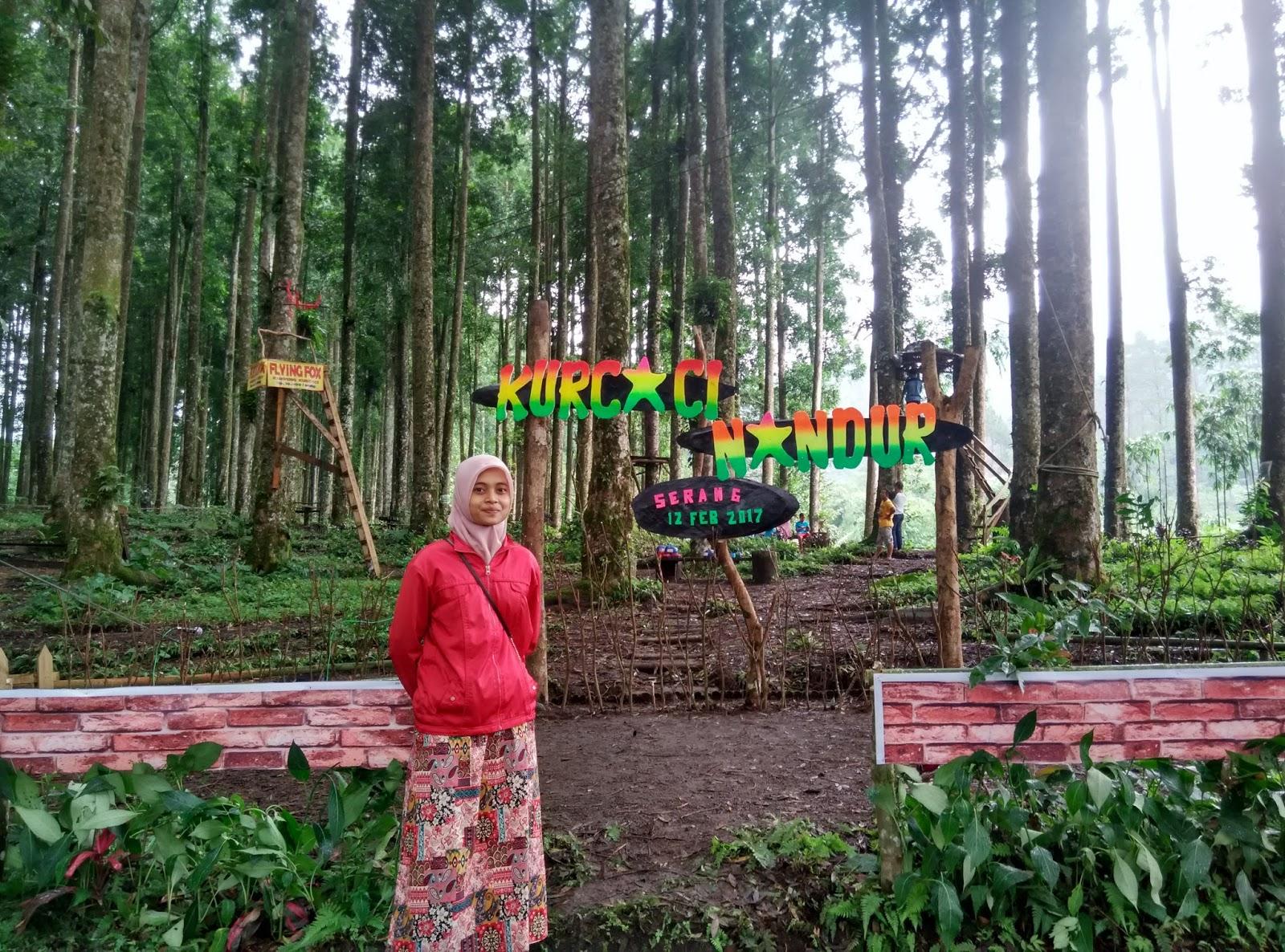 Mengenal Wisata Alam Kampung Kurcaci Purbalingga Imaniawan Id Foto Istri