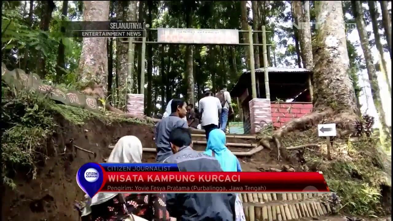Wisata Kampung Kurcaci Desa Serang Purbalingga Youtube Kab