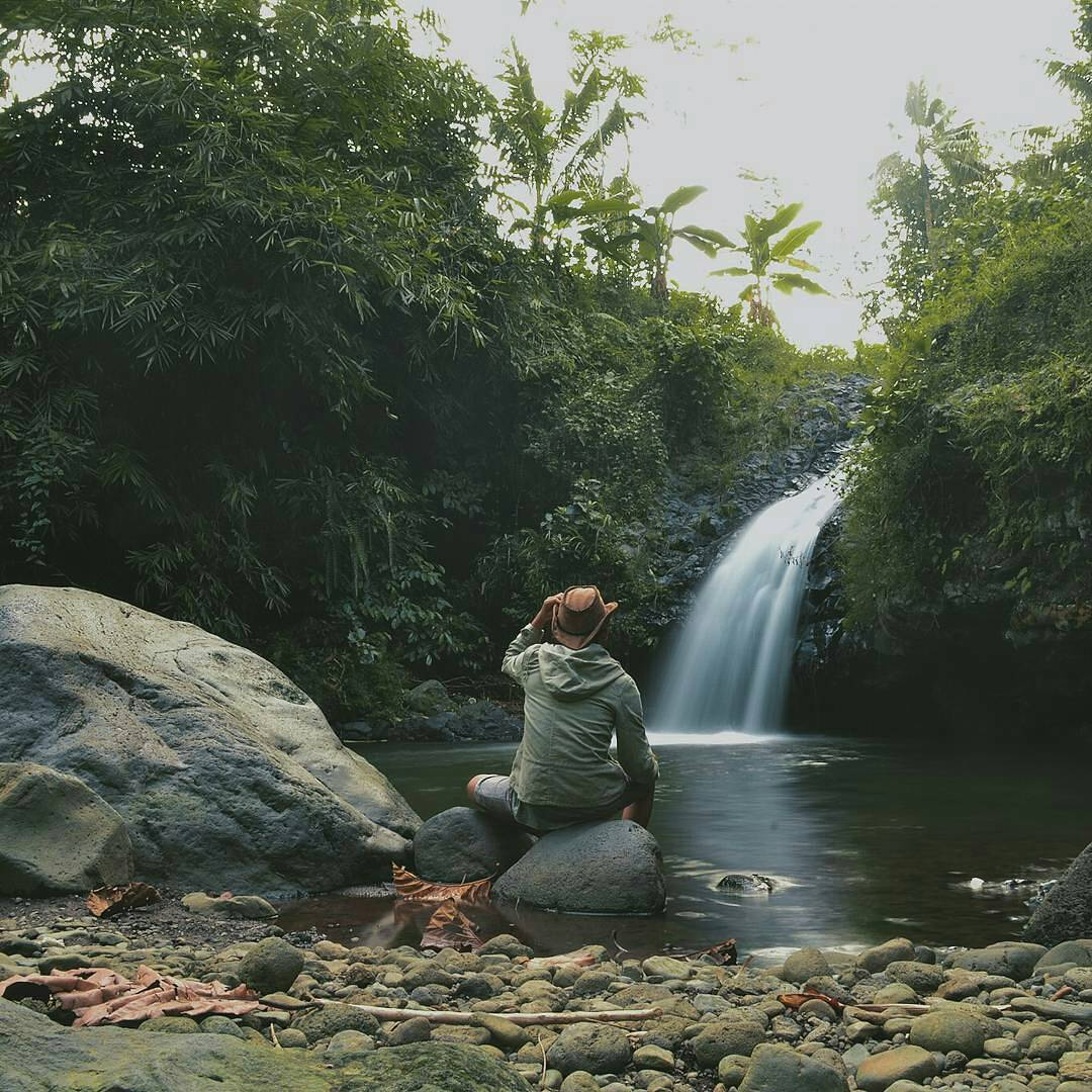 37 Obyek Wisata Purbalingga Instagramable Swamedium Curug Bandung Terletak Desa