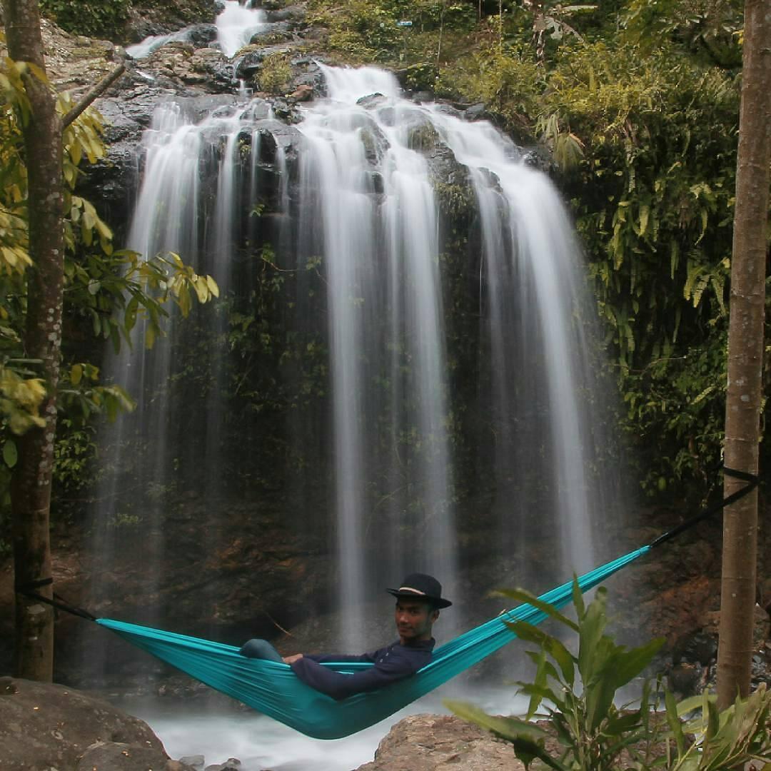 37 Obyek Wisata Purbalingga Instagramable Swamedium Curug Gogor Terletak Desa