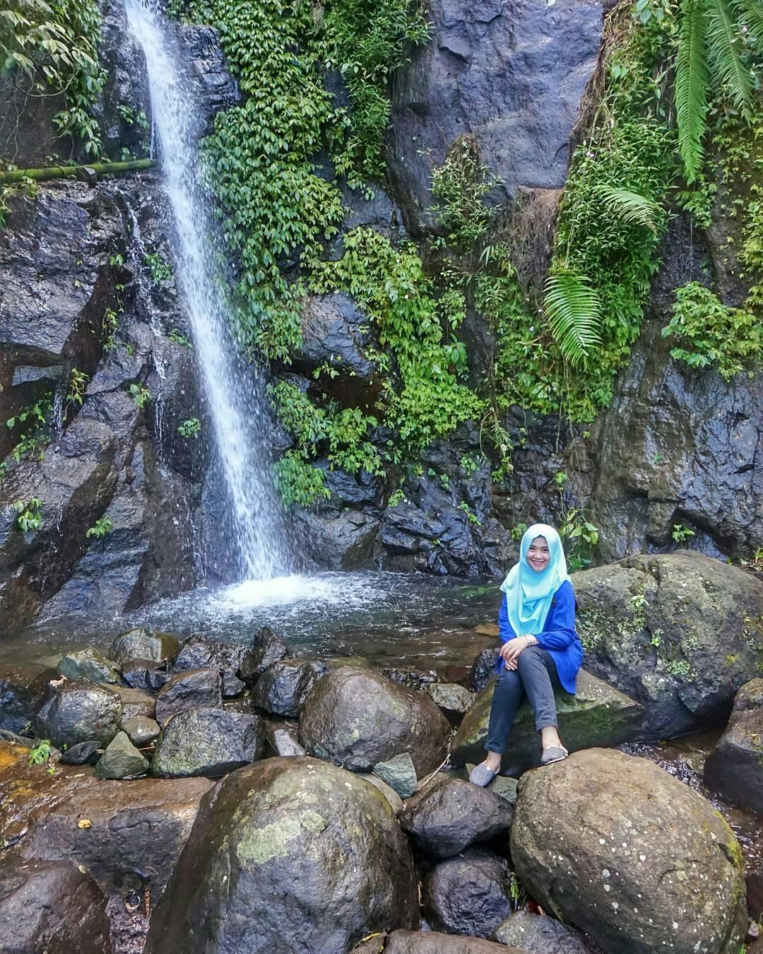 37 Obyek Wisata Purbalingga Instagramable Swamedium Curug Lawang Terletak Dusun