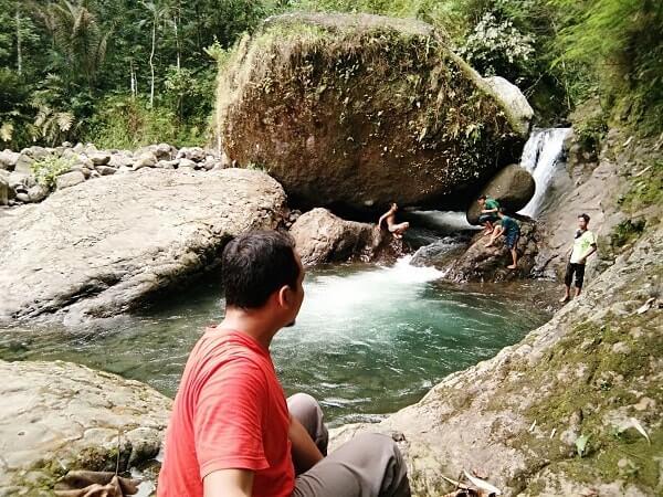Desa Wisata Panusupan Surga Nyata Kabupaten Purbalingga Taman Pingit Kembar