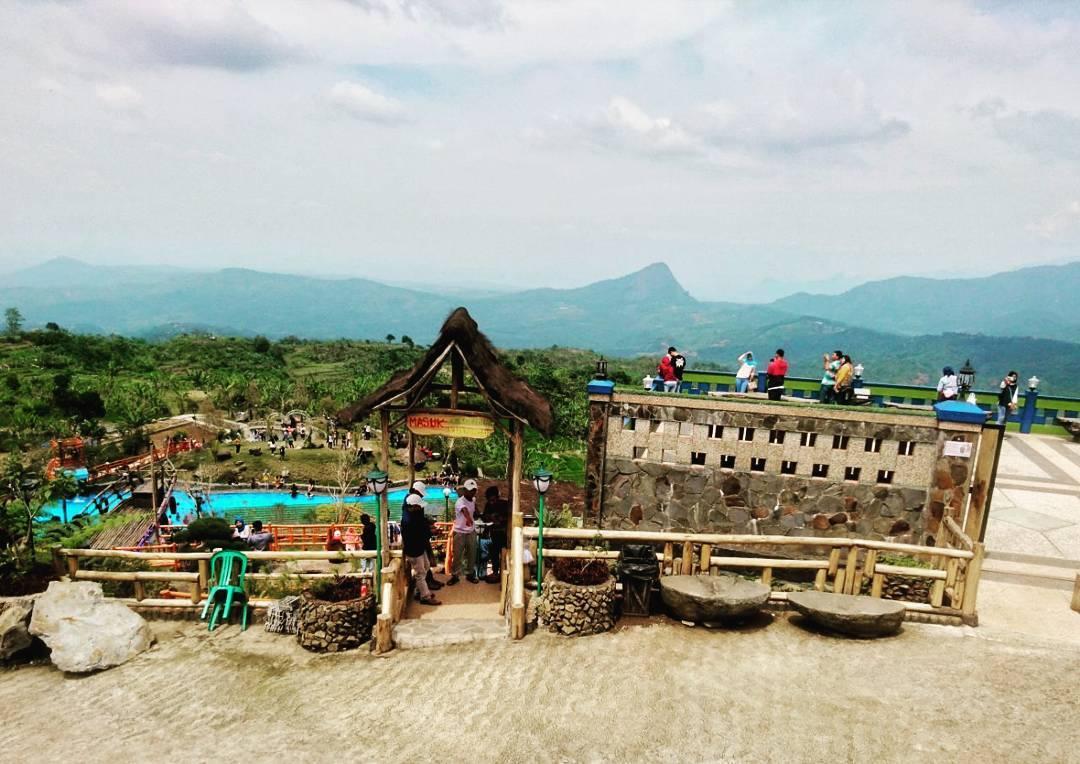 Lokasi Rute Villa Khayangan Sukamakmur Jonggol Bogor Pojok Kayangan Kab