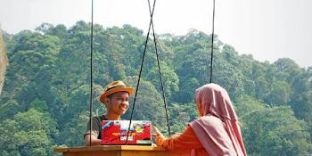 Lokasi Rute Villa Khayangan Sukamakmur Jonggol Bogor Tiket Masuk Ranggon
