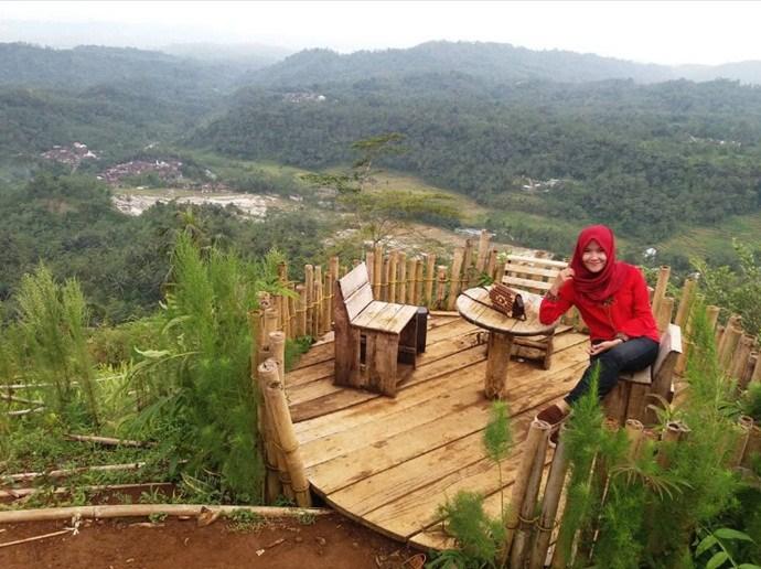 Panusupan Desa Wisata Andalan Purbalingga Traveling Yuk Pojok Khayangan Cantik