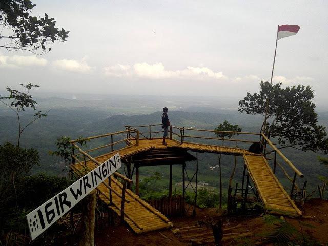 Pesona Rumah Pohon Desa Wisata Panusupan Wajib Dikunjungi Pojok Kayangan