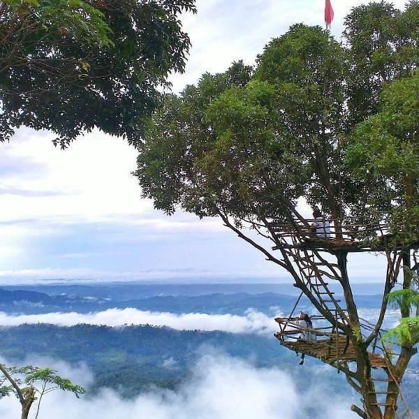 10 Spot Hits Instagramable Desa Wisata Panusupan Purbalingga 5 Puas