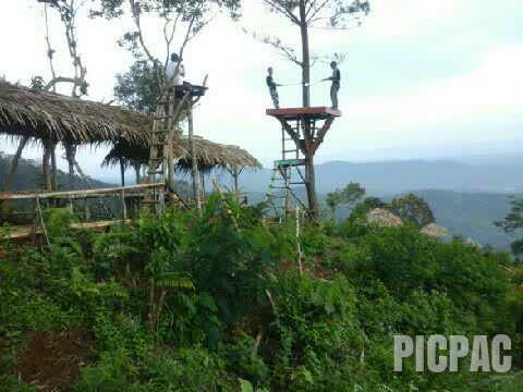 Desa Wisata Panusupan Puncak Batur Youtube Kab Purbalingga
