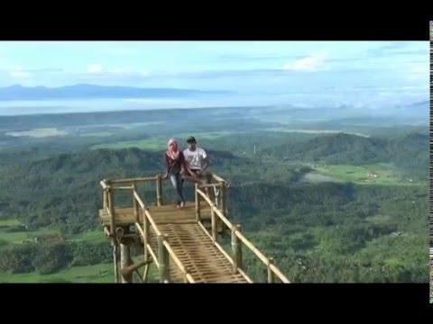 Panjat Pinang Hut Ri Desa Panusupan Flv Youtube Puncak Batur