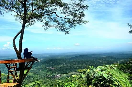 Panorama Puncak Batur Oleh Fariz Yuhdi Kompasiana Kab Purbalingga