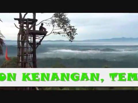 Pesona Wisata Alam Kita Batur Adventure Youtube Puncak Kab Purbalingga