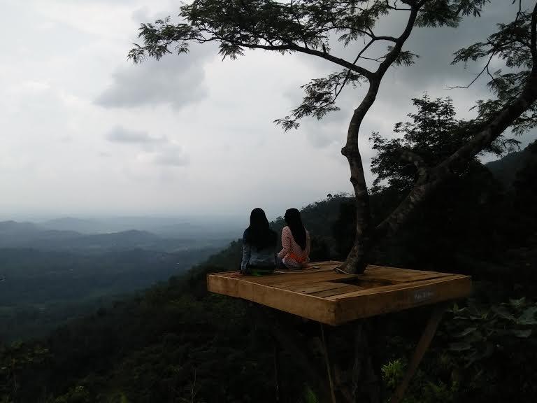 Puncak Batur Cocok Pendaki Pemula Food Traveling Kab Purbalingga