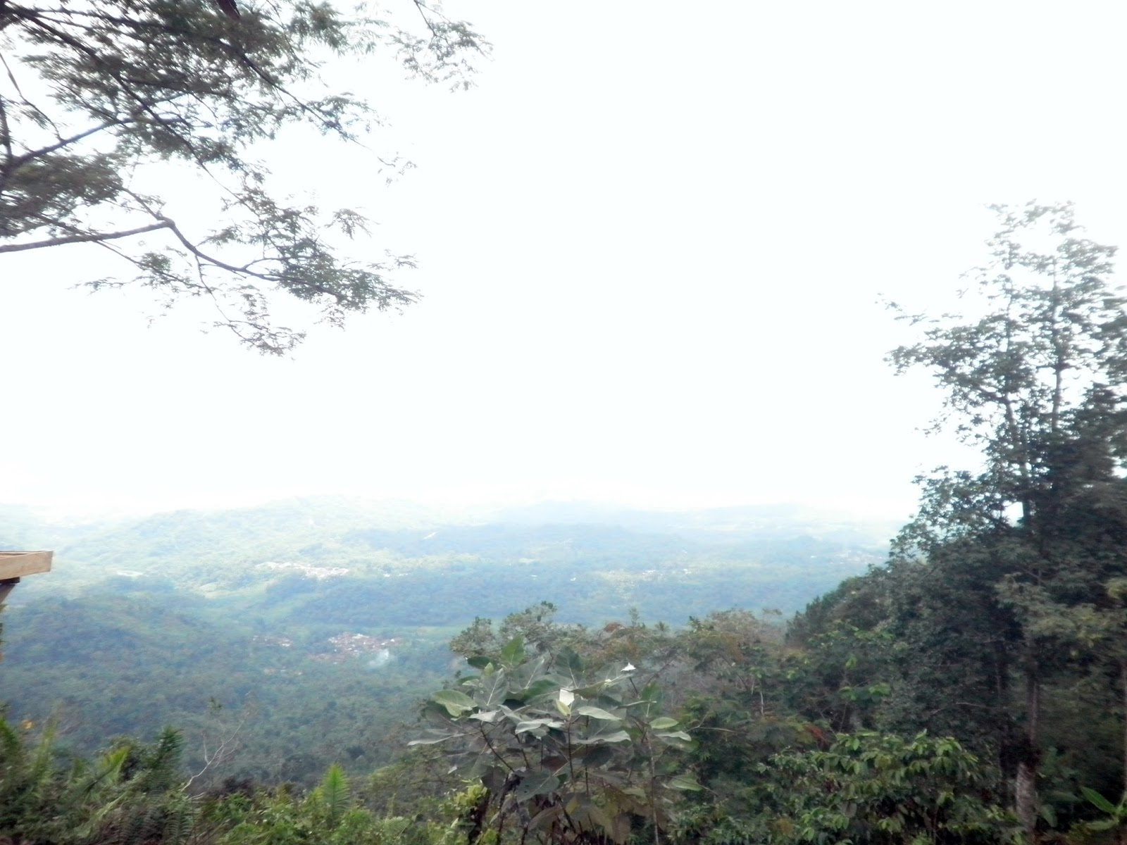 Puncak Batur Cocok Pendaki Pemula Food Traveling Pemandangan Kab Purbalingga