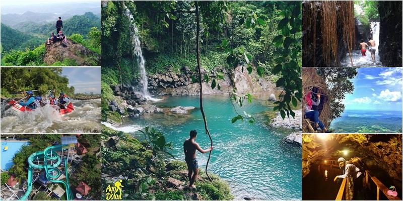 Tempat Wisata Hits Purbalingga Hobiholiday Puncak Batur Kab