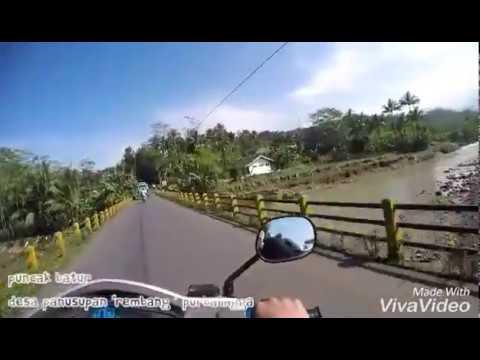 Wisata Purbalingga Puncak Batur Desa Panusupan Youtube Kab