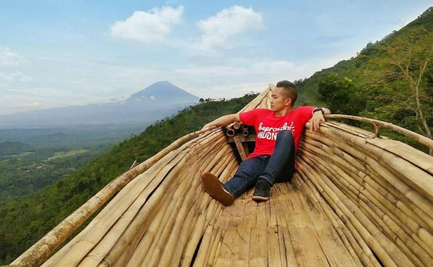 20 Tempat Wisata Terbaru Purbalingga Hits Dikunjungi Puncak Batur Sibarat