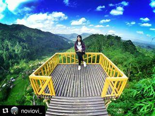 Noviovi Instagram Tagged Deskgram 1 Year Puncak Sibarat Kab Purbalingga