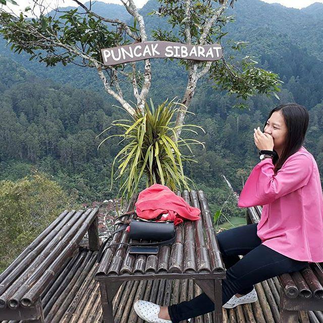 Obyek Wisata Puncak Sibarat Purbalingga Jawa Tengah Rute Menuju Kab