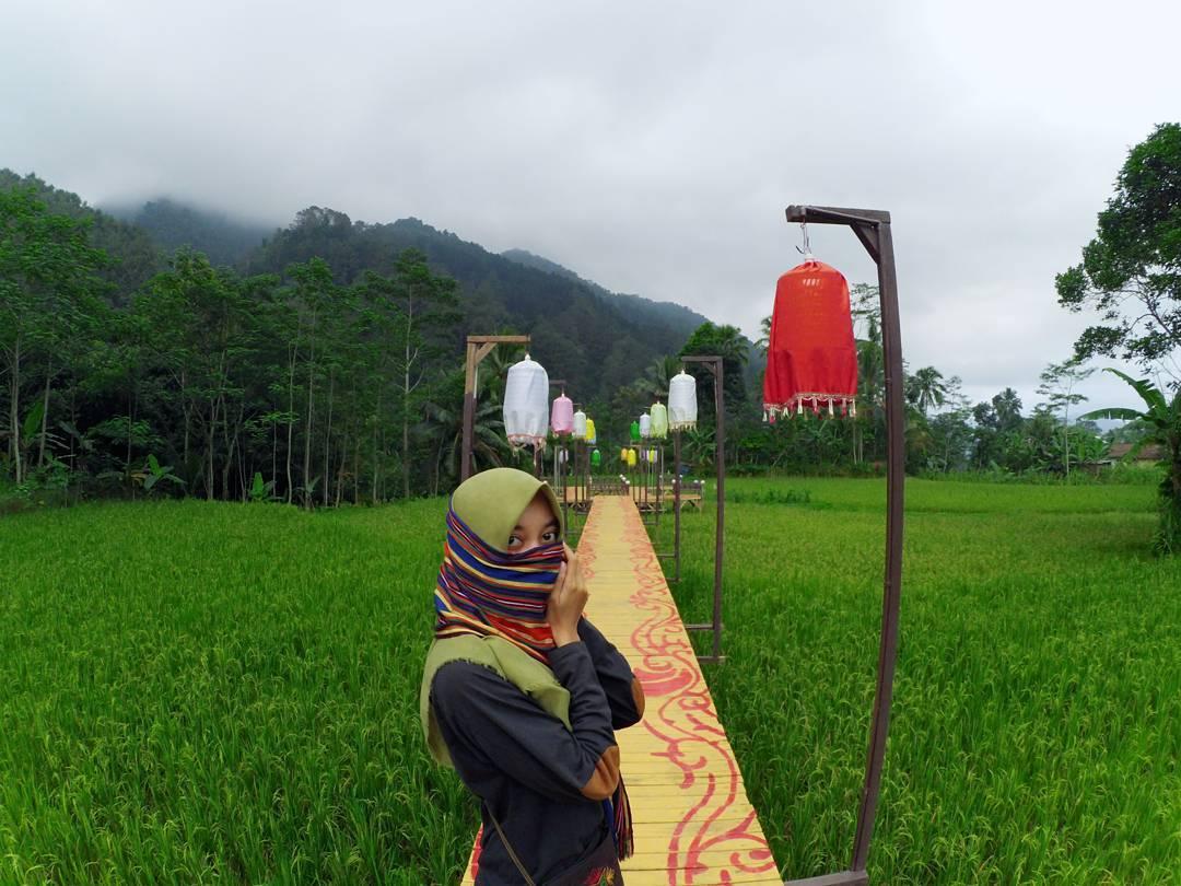 Rute Lokasi Puncak Sibarat Gunungwuled Rembang Purbalingga Kab