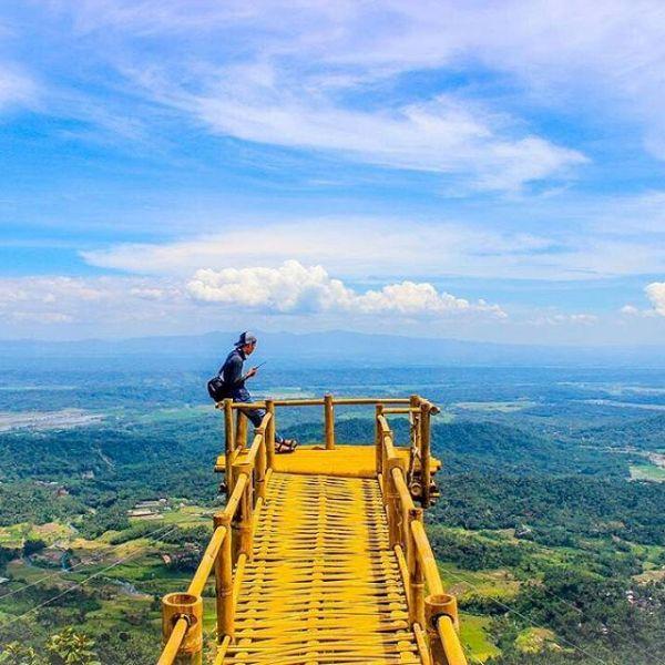 10 Spot Hits Instagramable Desa Wisata Panusupan Purbalingga 3 Merasakan