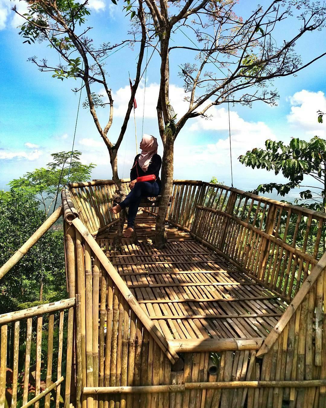 37 Wisata Purbalingga Bisa Banget Mempercantik Rumah Pohon Watu Geong