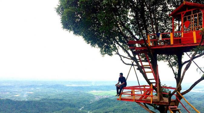 Desa Wisata Panusupan Menjamah Sekeping Surga Purbalingga Food Jawa Tengah