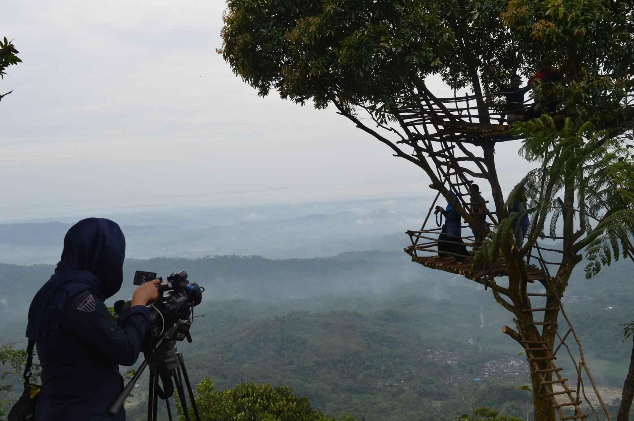 Igir Wringin Destinasi Wisata Purbalingga Portal Dowisata Rumah Pohon Kab
