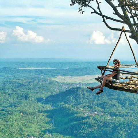 Igir Wringin Rumah Pohon Rembang Purbalingga Takut Mendaki Gunung Slamet