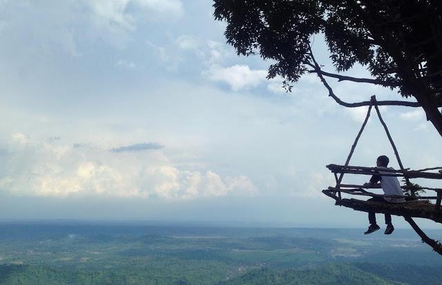 Igir Wringin Wisata Alam Indah Purbalingga Rumah Pohon Kab