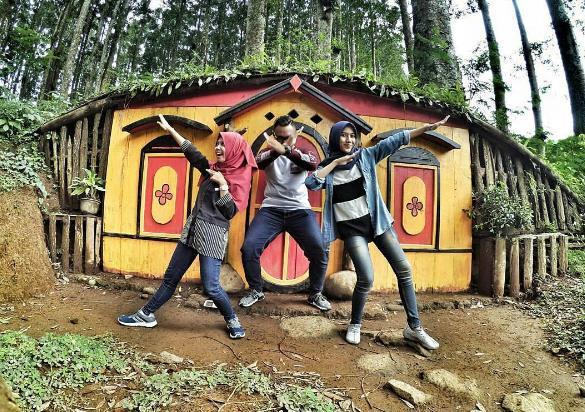 Istimewanya 38 Tempat Wisata Purbalingga Terkenal Loc Kampung Kurcaci Desa