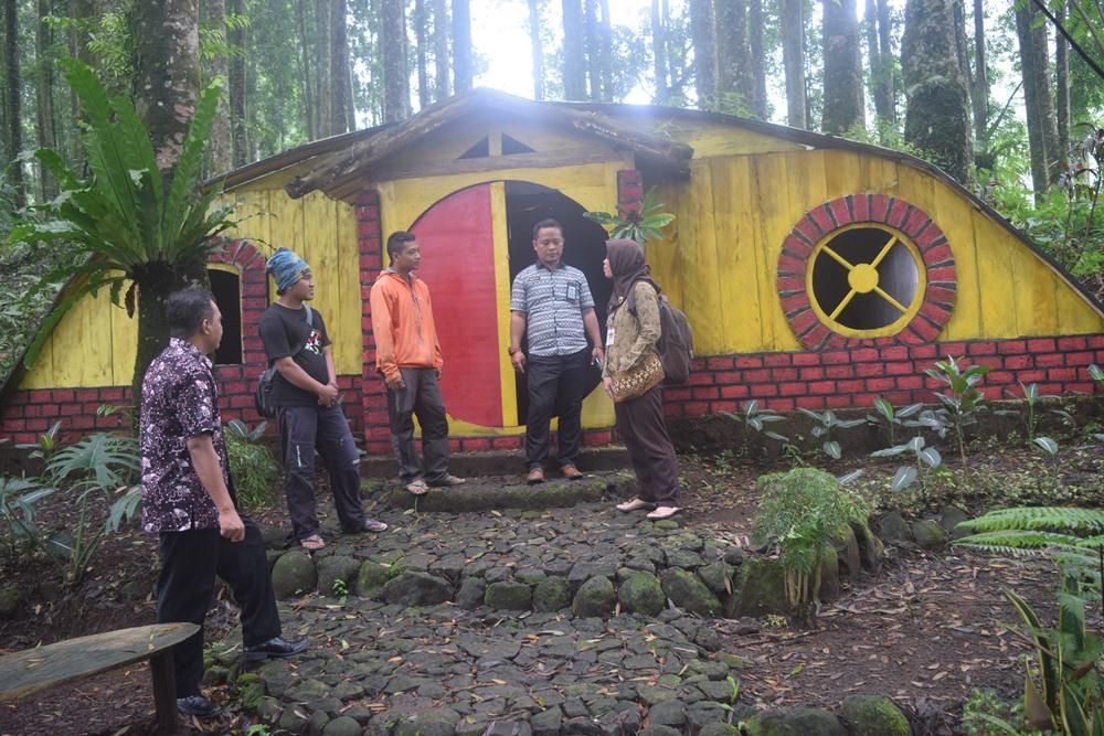 Kampung Kurcaci Purbalingga Purwokerto Kita Menyambut Libur Lebaran Berbenah Salah